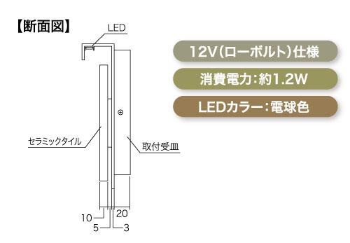 表札 LED表札